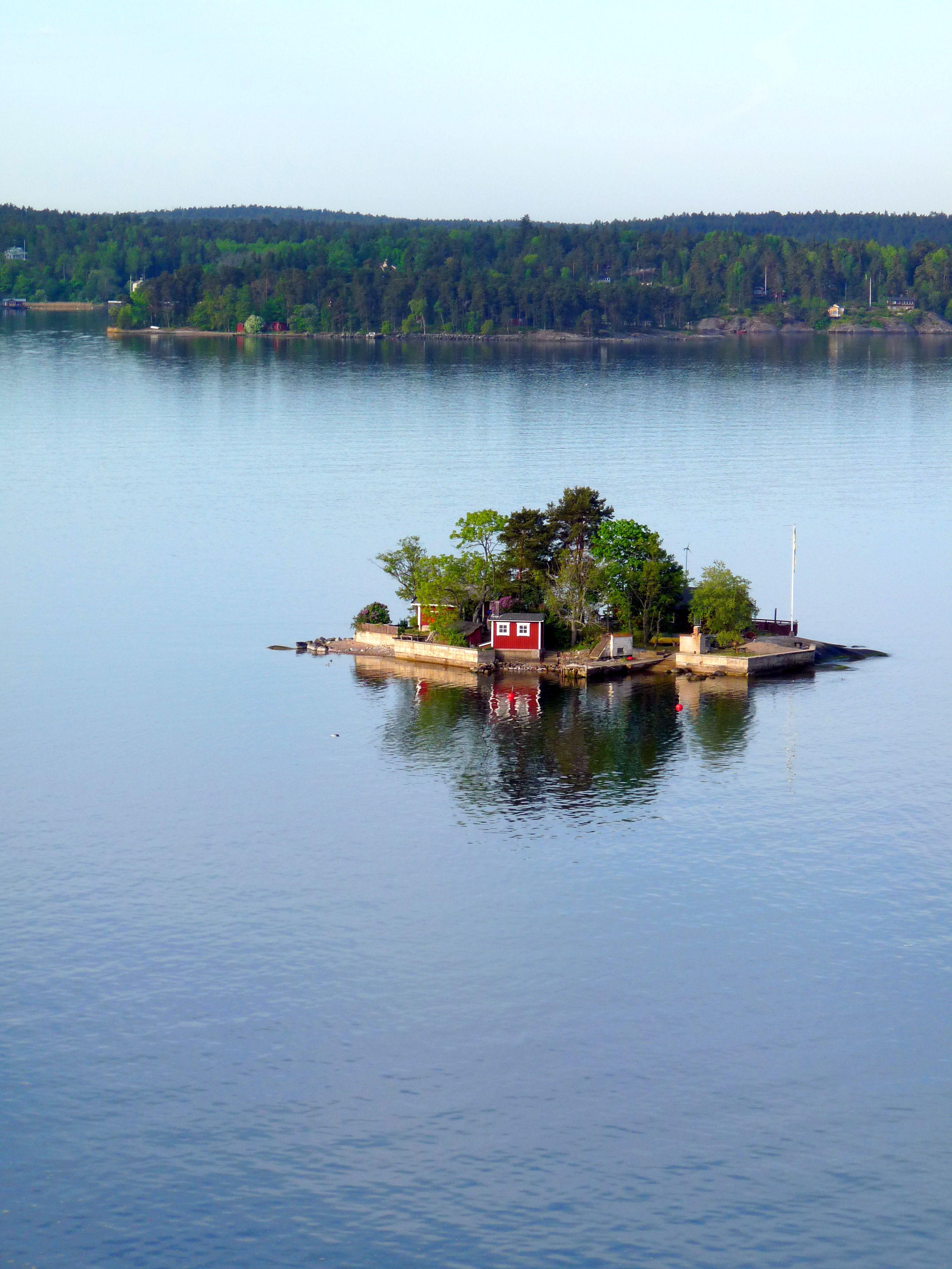 öar stockholms skärgård